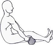 Ball Under Knee